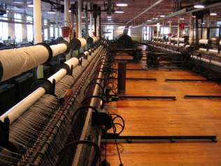 The Textiles Industry in the United States